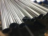 Buis van het roestvrij staal paste In het groot Sanitaire Pijp aan