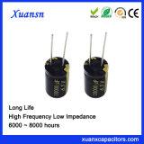 De grote Elektrische Condensator van de Capaciteit 10000UF 6.3V 105c