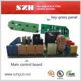 Tarjeta de circuitos impresos rígida del bidé automático