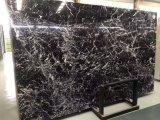 Italia Nero losas de mármol negro&Mosaicos pisos de mármol&Albañilería