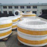 Трубы полиэтилена высокой плотности пробки горячей фабрики сбывания сразу пластичные