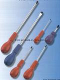 Ручной инструмент шлицевую отвертку с плоским лезвием Stubby Stubby винта с крестообразным шлицем