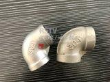 Acciaio inossidabile che misura il gomito di Bw saldato estremità uguale