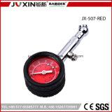 Juxin 제조 차량 자동 빨간 타이어 기압 계기