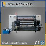 Máquina de corte de alta velocidade da talhadeira da fita da película do papel da folha de alumínio