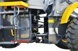 XCMG Lw300kn 3tonの販売のための小さいフロント・エンド車輪のローダー