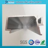 Perfil de aluminio de la puerta principal del departamento del precio bajo con color modificado para requisitos particulares