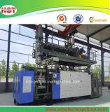 Барабанчик /Automatic машины прессформы дуновения штрангя-прессовани бочонка HDPE двойных слоев делая машину