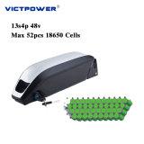 電気自転車電池48V 13.6Vのリチウムイオン電池のパック