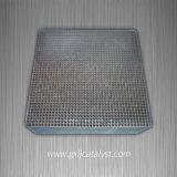 150 mm de escape industrial de tratamiento de gas de nido de abeja de cordierita cerámica portador de substrato