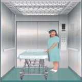 승인되는 세륨을%s 가진 Fujizy 병원 엘리베이터