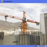 Selbst des niedrigen Preis-Qtz80, der Turmkran für Aufbau aufrichtet