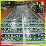 Custom виниловая пленка ПВХ рекламный баннер печать
