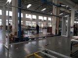 Qualität kundenspezifische Aluminiumfalz-Tür mit der Doppelverglasung