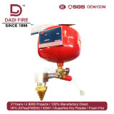 Het Brandblusapparaat van het Gas van het Systeem FM200 van de Afschaffing van de Brand van de Opbrengst van de fabriek