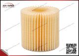 04152-Yzza1 Auto piezas de repuesto Piezas del motor Filtro de aceite para Auto Camry Lubricantes de aceite del motor Filtro de coche