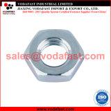 La norme ISO 4035 DIN hexagonale à tête hexagonale en acier inoxydable 439 l'écrou mince