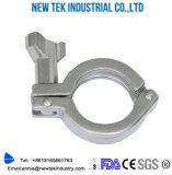 衛生90度三クランプX溶接肘のステンレス鋼