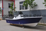 Liya 19pies de los barcos de pesca barco Panga Factory