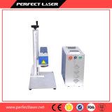 금속과 플라스틱 7000mm/S를 위한 섬유 Laser 표하기 기계 Pedb-400b