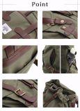 Backpack холстины способа нового собрания Unisex с изготовленный на заказ ярлыком тавра