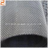 Steinzerkleinerungsmaschine-vibrierender Bildschirm-Ineinander greifen-/Crimped-Maschendraht