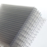 10年の保証の習慣は紫外線保護の空のポリカーボネートの屋根ふきシートを着色する