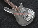 LED 빛 (PBL-004)를 가진 Pango 아크릴 4 끈 베이스 기타
