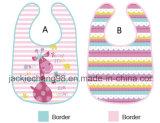 PEVAは印刷された赤ん坊の胸当てを防水する