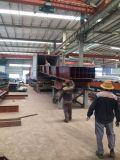 Edificios de acero prefabricados Pre-Dirigidos para el taller/el almacén