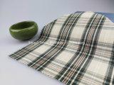 Tela listo el 100% de los hilados de algodón tejido teñido con el cheque Pattern-Lz6443r