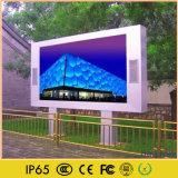 Imagen de publicidad exterior LED Panel Vídeo