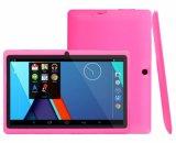 Produits de haute qualité 2017 tablette PC de 7.0 pouces avec la tablette PC de Bluetooth de Quarte-Faisceau d'Allwinner A33