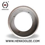 Rim continue Double-Ring Wet quadrature roue pour les carreaux de céramique