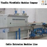 Fil en plastique de PVC faisant la machine pour le câble du bâtiment BVV
