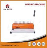 Perforadoras de papel de la máquina con margen ajustable