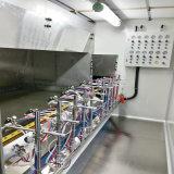 Água - máquina de revestimento baseada