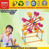 Serie da tavolino del mulino a vento del giocattolo di formazione di puzzle del puzzle dei bambini da vendere