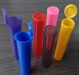 tubi uniti di plastica opachi e trasparenti di 98mm-2 del contenitore