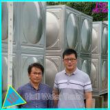 Carré de haute qualité avec réservoir d'eau en acier inoxydable 304 pour l'eau potable