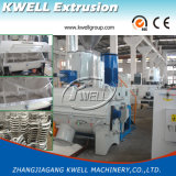 Máquina de mistura horizontal plástica/aquecimento plástico/máquina de mistura refrigerando