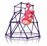 Обезьяна любимчика самых лучших и самых дешевых Fingerlings младенца Fingerlings обезьяны младенца взаимодействующая для рождества