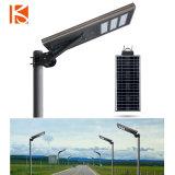 옥외 20W에 80W 하나에서 모두 또는 원격 제어를 가진 통합된 태양 거리 Light/LED 램프