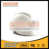 5800mAh 코드가 없는 채광 램프, LED Headlamp, 재충전용 모자 램프