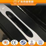 Chinese Fabriek Drie het Glijdende Venster van het Aluminium van Sporen met Flyscreen