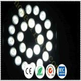 Professional par 4en1 24pcs de lumière LED lumineux*10W éclairage de scène.