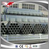 Tubulações de aço soldadas galvanizadas