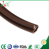 Joints de porte en caoutchouc d'EPDM avec le faisceau de fil d'acier pour l'automobile