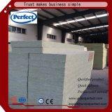Placa de confiança de Rockwool dos materiais de construção da qualidade para 60kg