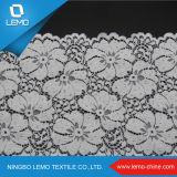 Elástico Tricot Encaje de Nylon Spandex